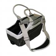 Bolsa Pet SH06 Trunk Black  Epic Line para transporte de Pets