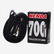 Câmara De Ar Bicicleta Speed Kenda Aro 700 x 23/25c Válvula Presta 48mm