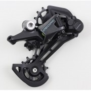 Câmbio Traseiro Bicicleta Shimano Deore M6100 12v 12 velocidades para Cassete 10-51
