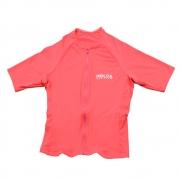 Camisa de Ciclismo Bicicleta Hold Sports Poliamida Rosa - Vários Tamanhos