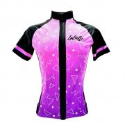 Camisa de Ciclismo Feminina ERT Tour Oggi Labelle - Tamanhos P - M - G - GG