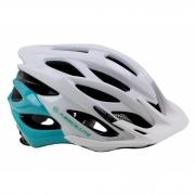 Capacete Bicicleta Absolute MIA Feminino Tamanho P/M Speed ou MTB com LED Sinalizador