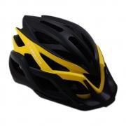 Capacete Bicicleta Absolute Wild Flash Masculino Tamanho M/G Speed ou MTB com LED Sinalizador USB
