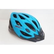 Capacete Bike Epic Line Mv23 Cor Azul Tamanho M ou G Com Viseira