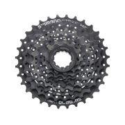 Cassete Bicicleta Shimano Altus Hg31-8 11-32 8 Velocidades cor Preto MTb ou Speed