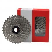 Cassete Bicicleta Speed Sunrace RS3 11-32 11 Velocidades Padrão Shimano