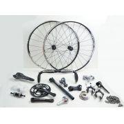 Componentes de Montagem Bicicleta Speed Vicinitech Space Pro 2