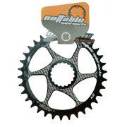 Coroa Bicicleta Nottable Cannondale Hollowgram 34 36 dentes Direct Mount 6mm Off Set Boost Para Uso 1x11 1x12