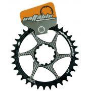 Coroa Bicicleta Nottable para Sram GXP 30 32 34 36 38 dentes Direct Mount 6mm Off Set Para Uso 1x11 12v