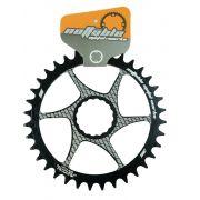 Coroa Bicicleta Nottable Race Face 30 32 34 36 38 dentes Direct Mount Cinch Para Uso 1x11 1x12 velocidades