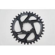 Coroa Bicicleta Sram Xx1 34t Direct Mount 6mm Off Set Para Uso 1x11 Mtb