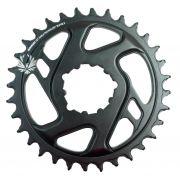 Coroa Unica Bicicleta Sram Gx Eagle 32t Offset 3mm Boost Para Uso 1x12 GX X01
