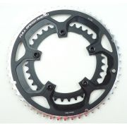 Coroas FSA 52-36 Dentes Bcd 110mm 5 furos Road Serve Pedivela Sram Shimano