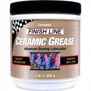 Graxa De Cerâmica Para Bicicletas Finish Line para Rolamentos 450 gramas