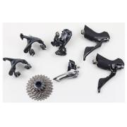 Grupo Bicicleta Shimano Ultegra R8000 11 velocidades 5 peças 11-28 Speed - USADO