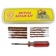 Kit de Reparo Thumbs Up Macarrão Para Pneu Tubeless de Bicicletas com Agulha