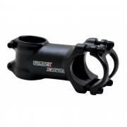 Mesa Avanço Bicicleta Mtb Vortex 70mm 31.8mm 6º De Inclinação Preta