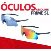 Óculos Ciclismo Absolute Prime Sl 400uv Polarizado Bike