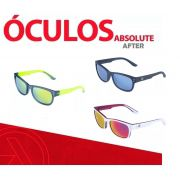 Óculos Ciclismo Casual Absolute After 400uv Lentes Fumês Bike