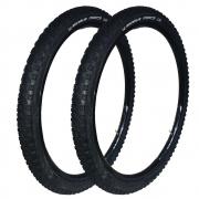 Par de Pneus MTB Aro 29x2.25 Michelin Force Acess Line TPI 1x33 com Arame