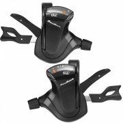 Passador de Marchas Sunrace M900 Shifter Rapidfire 2x9 3x9 18 ou 27 velocidades