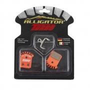 Pastilha de Freio à Disco Alligator Icetech Semi Metalica Formula RX / R1R / R1 / T1 / RO / C1 / The One / Mega