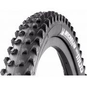 Pneu Bicicleta Mtb Michelin Wild Mud 29 2.00 Tubeless Ready Dobrável em Kevlar