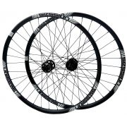 Rodas MTB Session A25 Aro 29 Eixos 15x110 e 148x12mm Boost Freehub Sram XD Eagle 12v