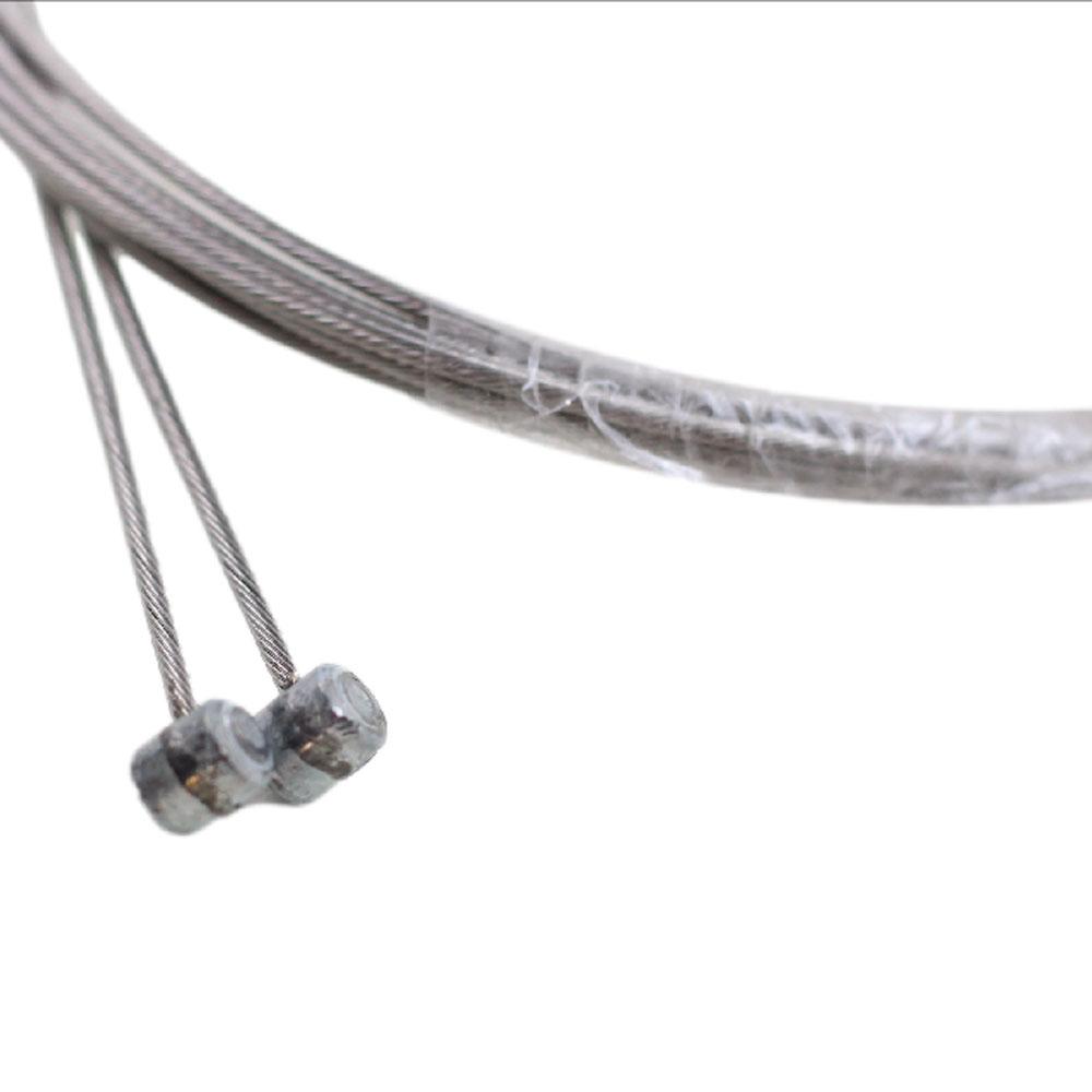 2 x Cabos de Freio para Freios Mountain-Bike Vbreak em  Aço Inox 1500mm
