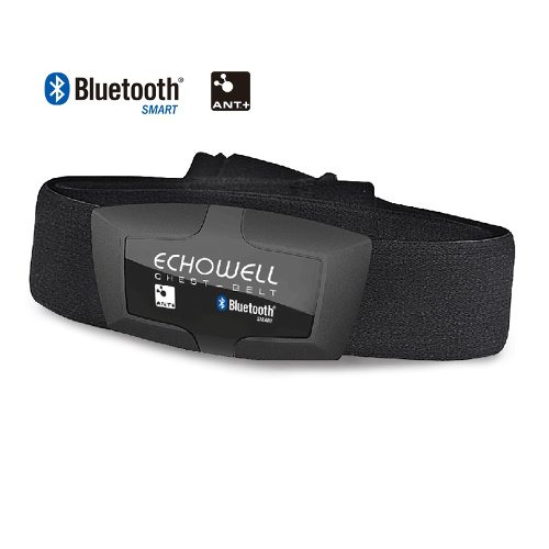 Cinta Cardiaca Echowell Dmh30 Ant+ Bluetooth Serve Em Garmin