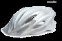Capacete Bike Prowell F44 Breeze Cor Branco Tamanho M Com Viseira