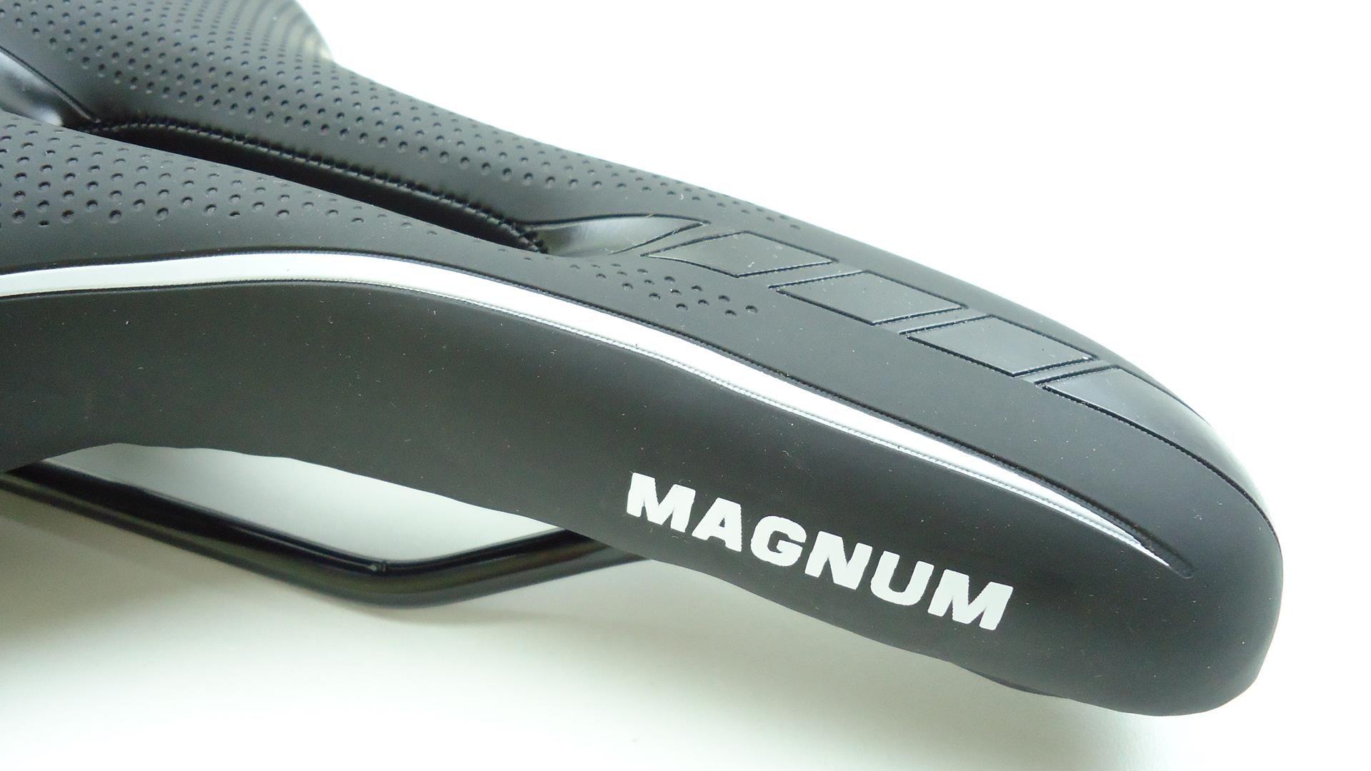 Banco Selim Bicicleta MTB Vortex Magnum Vazado 160mm Largura Super Confortável