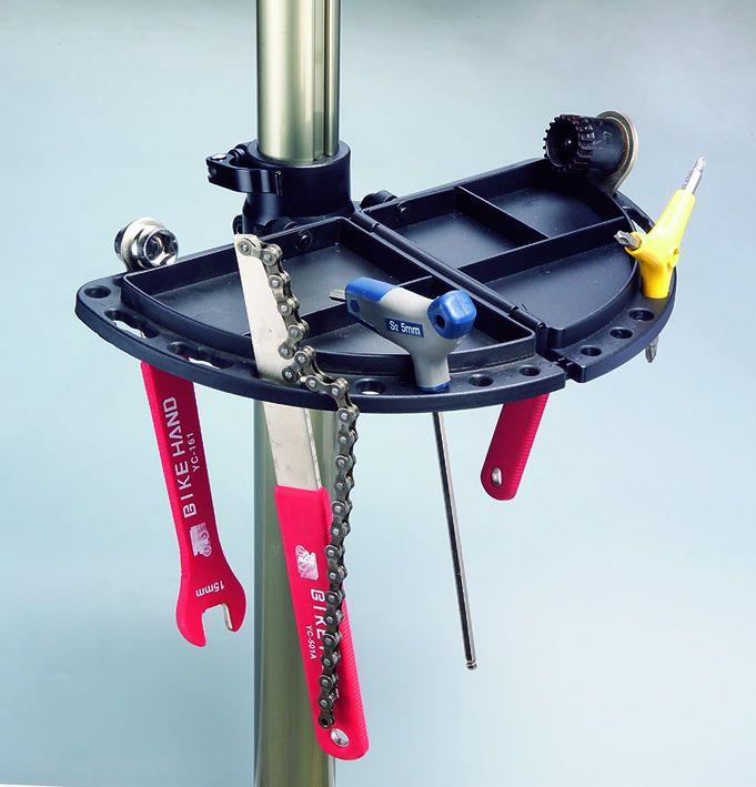 Bandeja de Ferramentas Bike Hand Magnetica Para Suporte de Manutenção YC-100BH