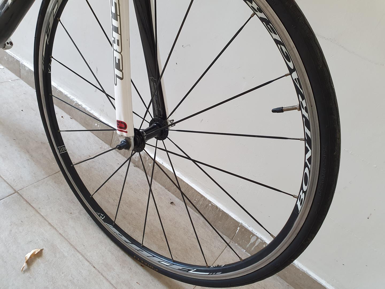 Bicicleta Speed 700 Kestrel RT800 Carbono Tamanho 53 Com Grupo Shimano Ultegra 10 velocidades  - USADO