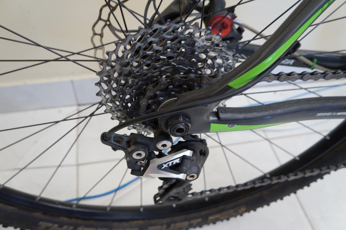 Bicicleta Trek Superfly 9.8 SL 29er Tam 17.5 Carbono 2014 - USADO