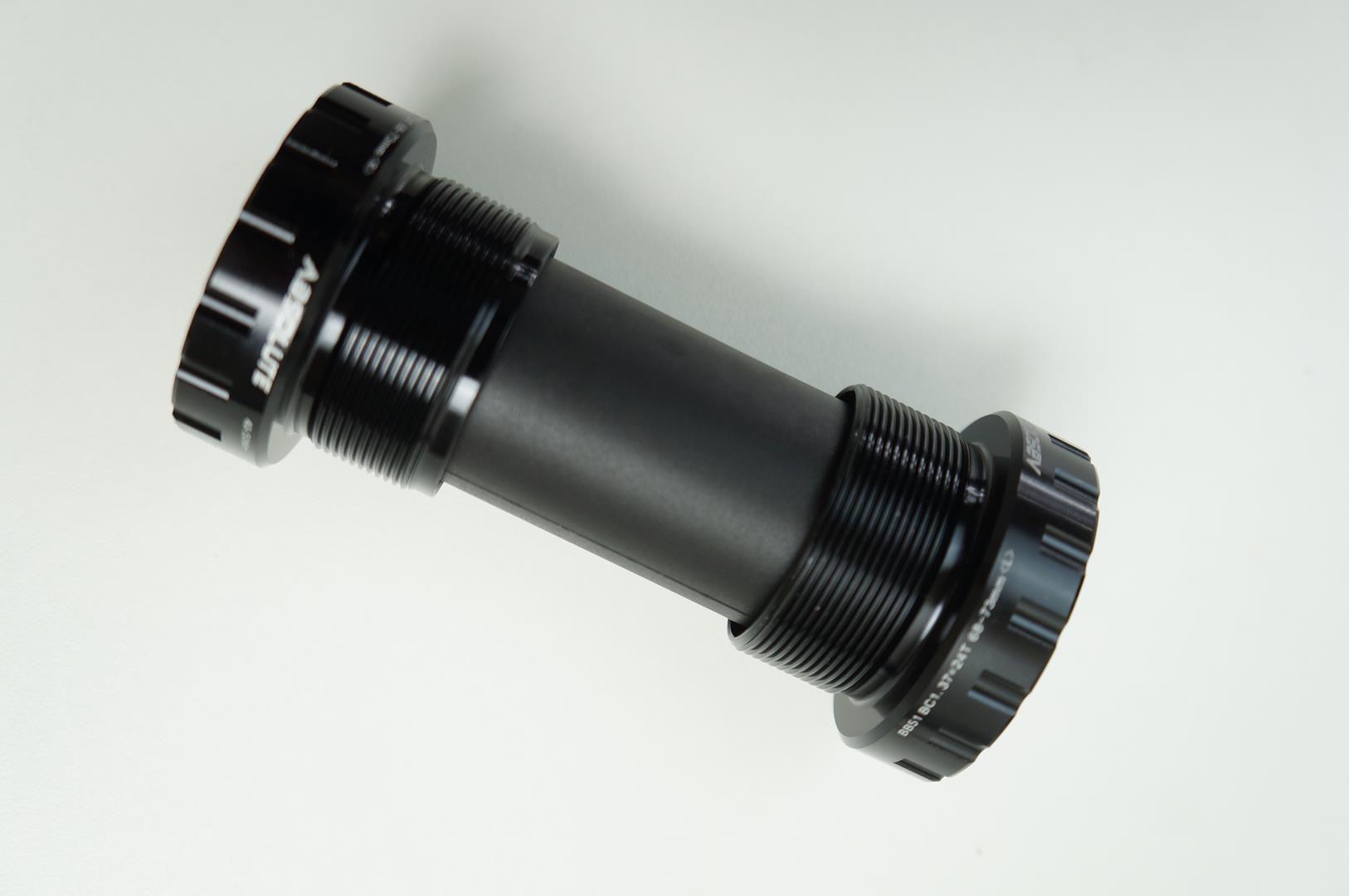 Braço Pedivela Mtb Absolute Para Uso Coroa Unica Com Movimento Integrado BCD 104mm 9/10/11/12v