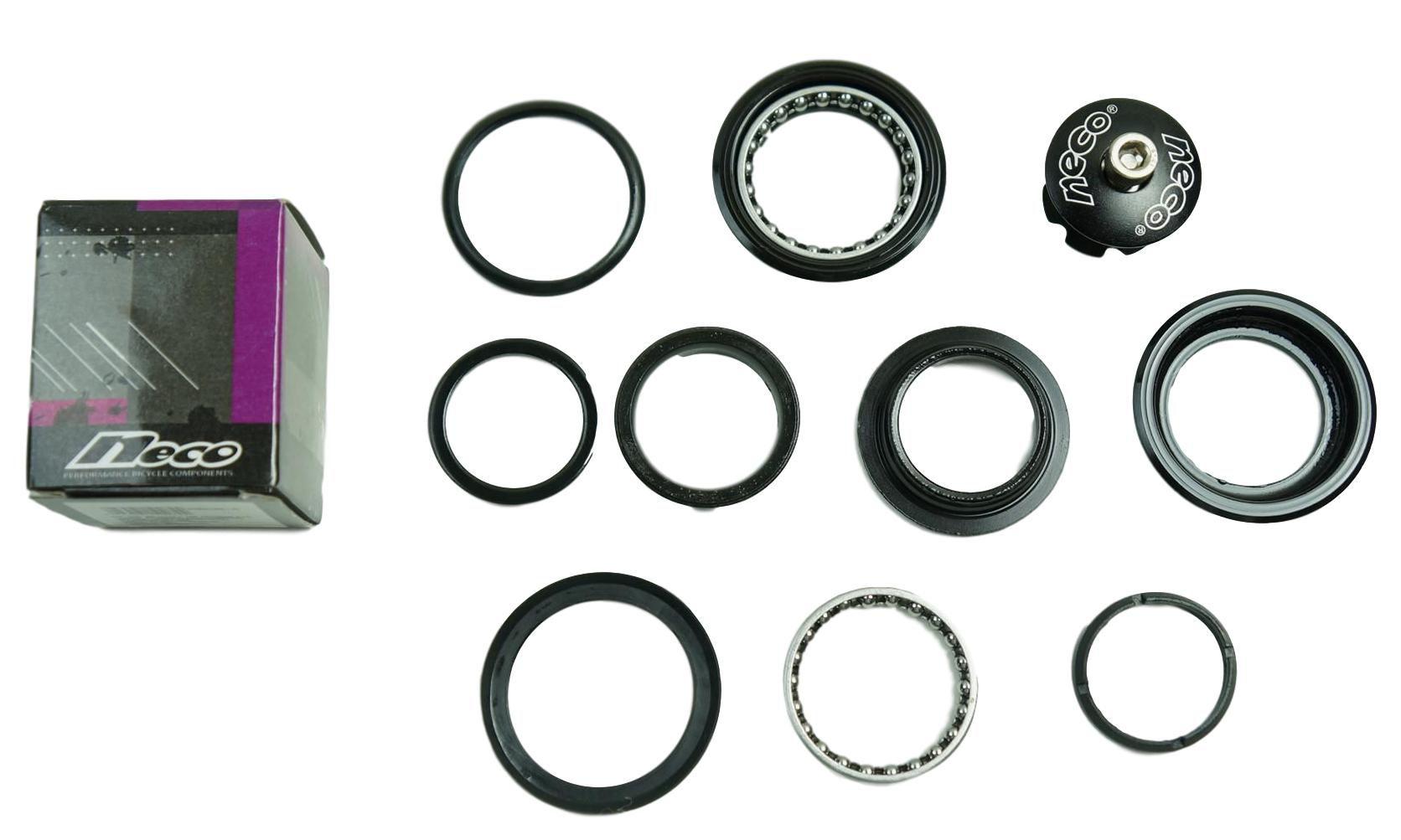 Caixa de Direção Neco Megaover com Esferas Semi Integrada 44mm ZS H115