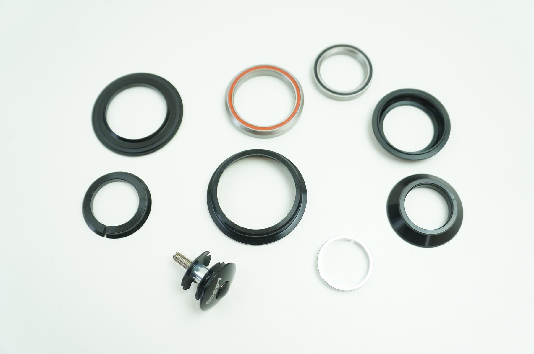 Caixa de Direção Vortex Tapered Semi-Integrada 56mm e 44mm Com Rolamentos