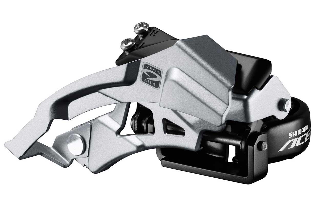 Cambio Dianteiro Shimano Acera M3000 34.9 31.8mm Abraçadeira baixa