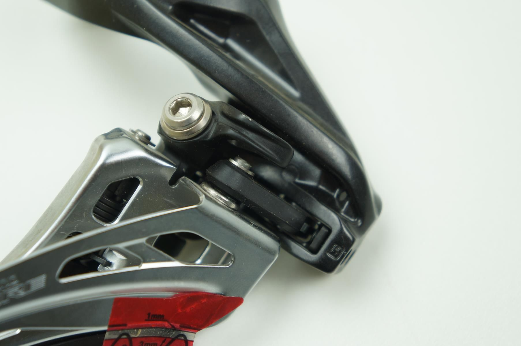 Cambio Dianteiro Shimano Deore M6020 2x10 Side Swing 34.9mm 10 velocidades