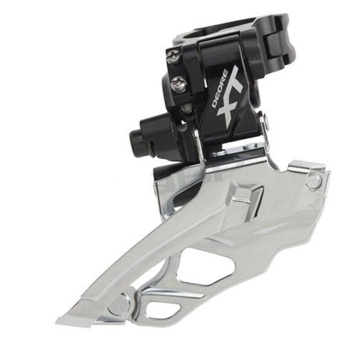 Cambio Dianteiro Shimano Deore XT Fd-m786 2x10 34.9 Dual Pull