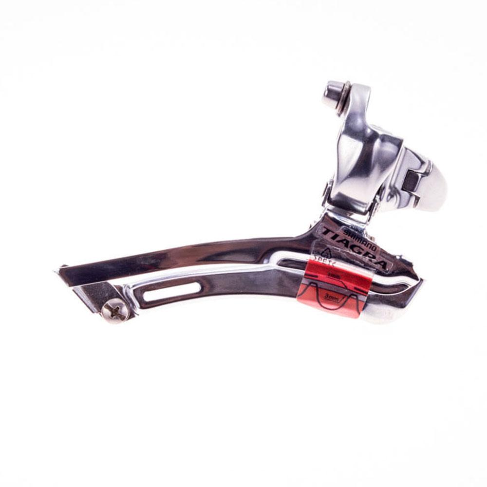 Cambio Dianteiro Shimano Tiagra FD-4500 9 Velocidades Speed Road Com Abraçadeira 31.8mm
