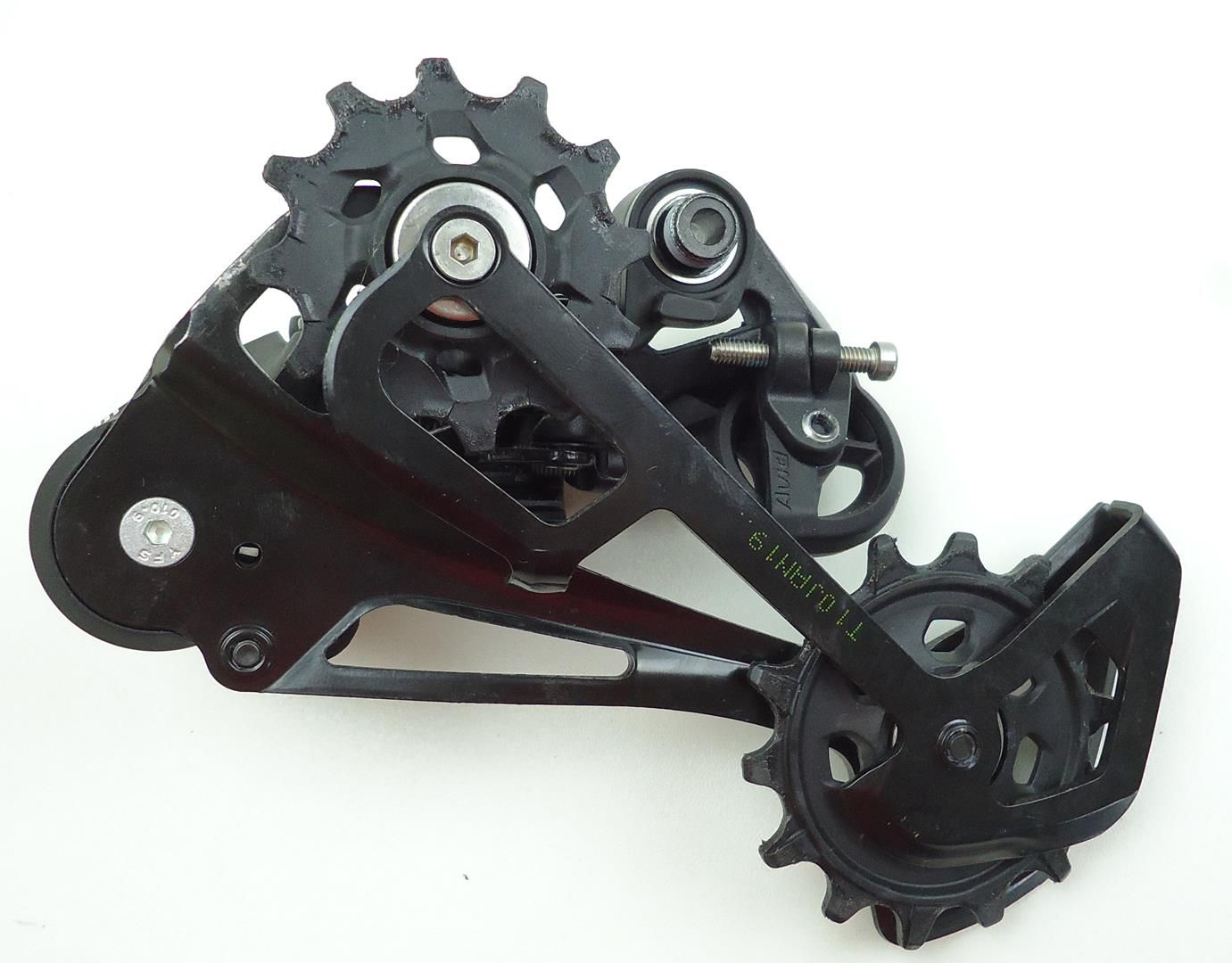 Câmbio Traseiro + Passador Bicicleta Sram NX Eagle 12v 12 velocidades Serve em XX1 SX GX