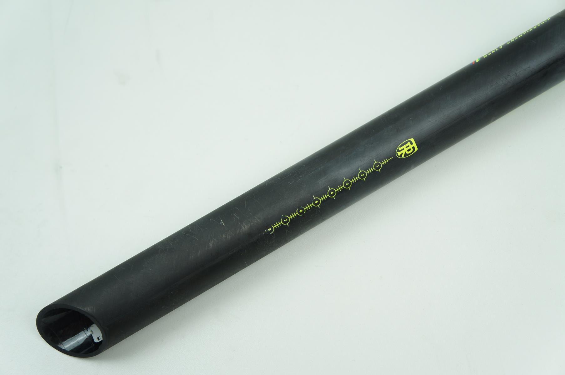 Canote Mtb Ritchey Wcs 31.6mm 400mm Setback Em Carbono 191g - USADO
