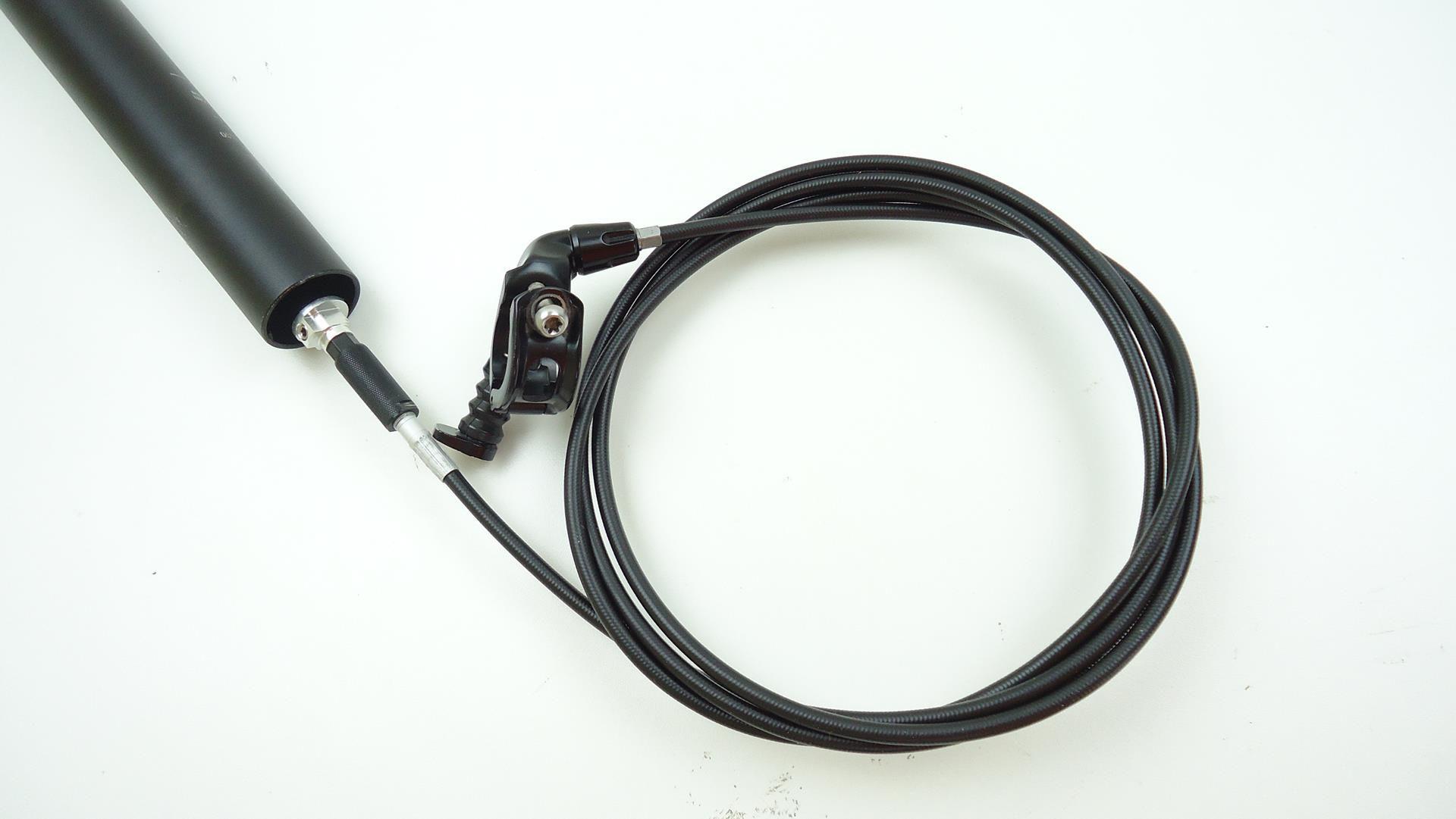 Canote MTB Rock Shox Reverb 31.6 x 430mm Telescópico Retrátil Preto - USADO
