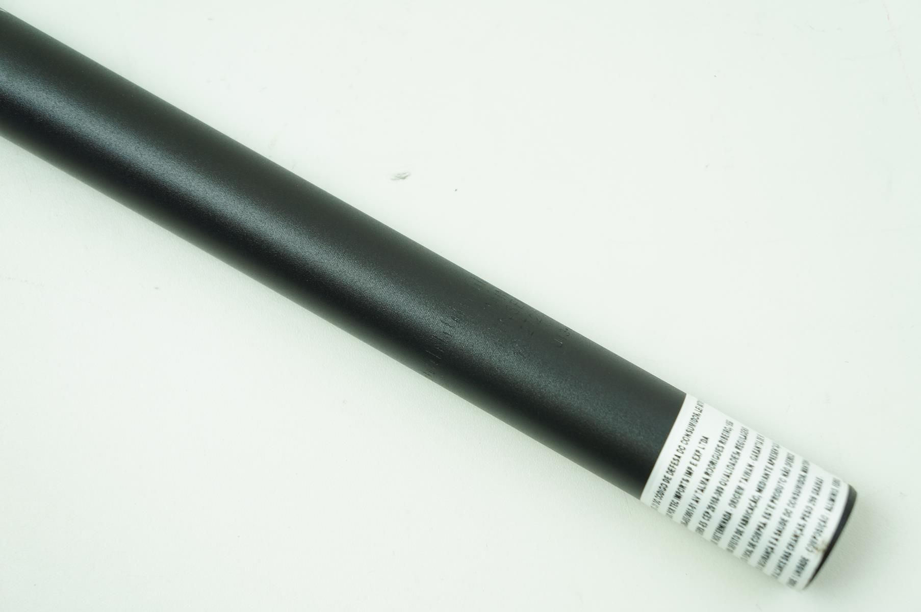 Canote Mtb Uno Kalloy Performanced 27.2mm 350mm Aluminio Preto