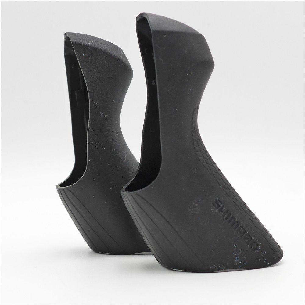 Capa Hoods para STI Passador Shimano Ultegra R8000 105 R7000 de 11 velocidades cor Preto