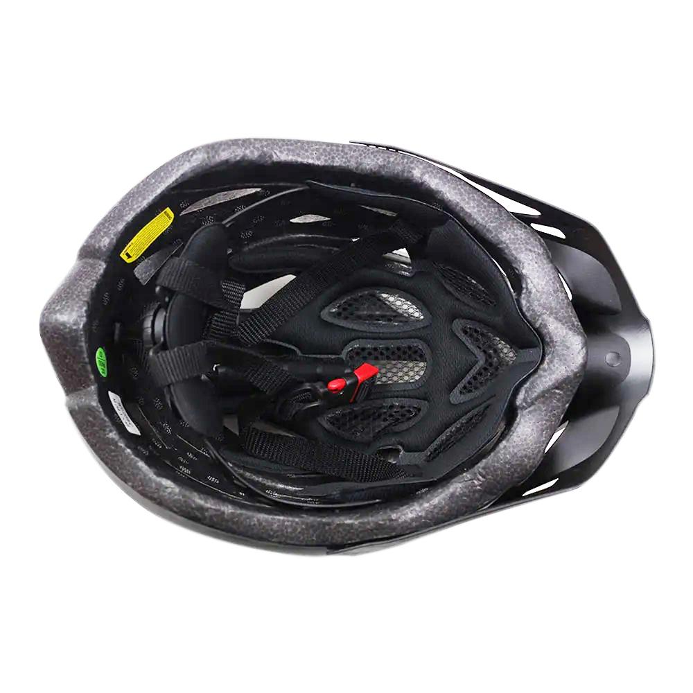 Capacete Bicicleta Absolute Luna Flash Feminino Tamanho P/M Speed ou MTB com LED Sinalizador USB