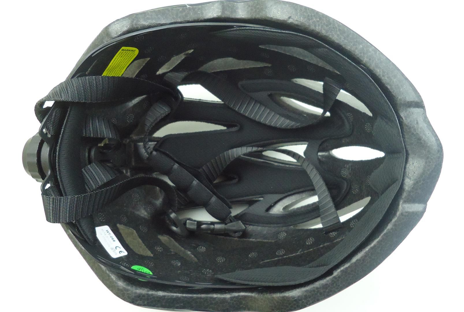 Capacete Bicicleta Argon Dharma Tamanho M 54-57cm Speed ou MTB com Viseira