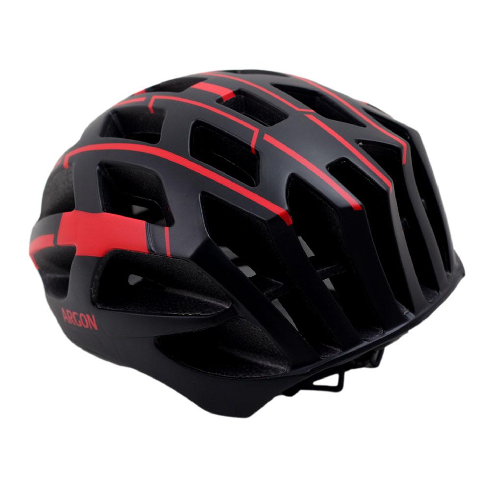 Capacete Bicicleta Argon Prevail Tamanho G 57-62cm Speed ou MTB